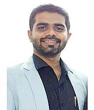 Dr.  Ashish Gurjar, Pediatrician