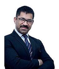 Dr.  Ashish Mathur, Orthopedician