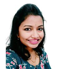 Dr.  Ashwini B, Dermatologist