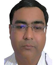Dr.  Atul Baranwal, Orthopedician