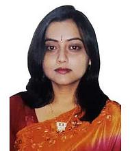 Dr.  Ayusmati Thakur, Physician