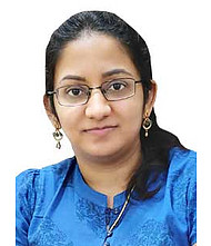Dr.  B Grace Swarupa Charles, Dermatologist
