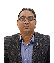 Dr.  B K Jain, Orthopedician