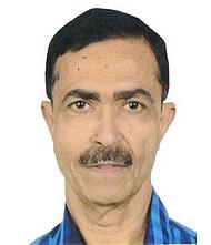 Dr.  Bahubali Doshi, Gynaecologist