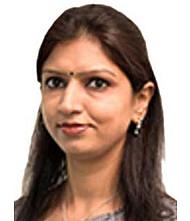 Dr.  Barkha Pandey, Pediatrician