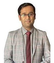 Dr.  Bhushan Joshi, Neurologist