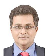 Dr.  C P Raghuram, Pediatrician