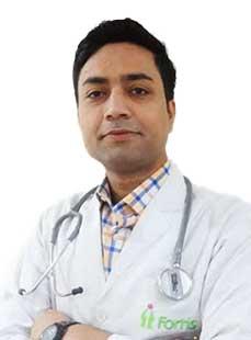 Dr.  Chandra Prakash Tanwar, Gastroenterologist