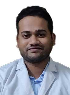 Dr.  G Chaitanya Kishore, Orthopedician