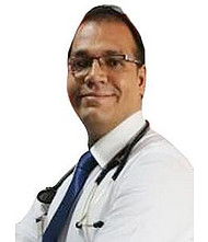 Dr.  Chandan Chaudhari, Nephrologist