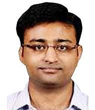 Dr.  Chandamouli Mukherjee, Physician