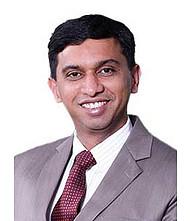Dr.  Chethan Nagaraj, Orthopedician