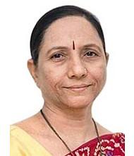 Dr.  Chhaya Vaja, Physician