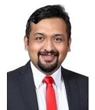 Dr.  Chirag Desai, Dentist