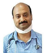 Dr.  Debojyoti Bhattacharjee, Endocrinologist