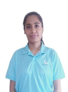 Ms.  Deepa Fartode, Physiotherapist