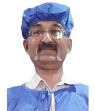 Dr  Deepak Jain, Urologist