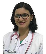 Dr.  Deepti Mahajan, Pediatrician
