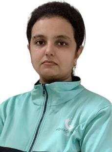 Ms.  Devangee Mathur, Physiotherapist