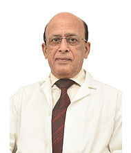 Dr.  Dinesh Narain Saksena, Ophthalmologist