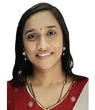 Dr.  Divya Akula, Physician