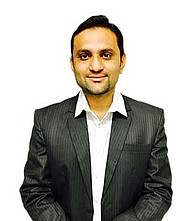 Dr.  Eshwar B Patel, Orthopedician