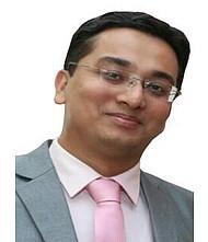 Dr.  Fahad Shaikh, Orthopedician