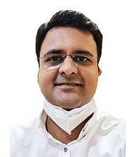 Dr.  Faizan rushnaiwala, Orthopedician