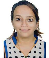 Dr.  Fatima Mamnoon, Pulmonologist