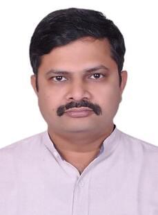 Dr.  Gajanan Pendkar, Ophthalmologist