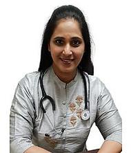 Dr.  Gandhali Deorukhkar, Gynaecologist