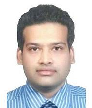 Dr.  Gaurav Ghatawat, Pulmonologist