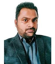 Dr.  Gaurav Mundada, Orthopedician