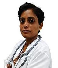 Dr.  Geetanjali Ingale, Pediatrician