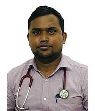 Dr.  Guddoo Kumar, Physician
