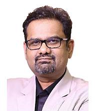 Dr  Vivek G, Cardiologist