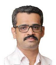 Dr.  Hari Lakshmanan, Pulmonologist