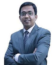 Dr.  Harish Naik, Neurosurgeon
