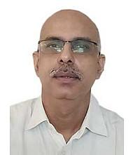 Dr.  Harmesh Kapoor, Orthopedician