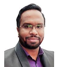Dr.  Harshith CS, Physician