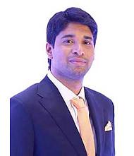 Dr.  Harsha Vardana Reddy, Orthopedician