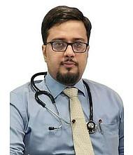 Dr  Hussain Nulwala, Diabetologist