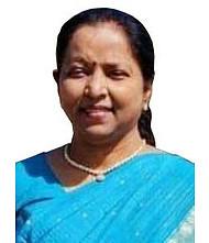 Dr.  Indira M, Gynaecologist
