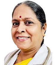 Dr.  Jayalaxmi Tirumala Sundara, Gynaecologist