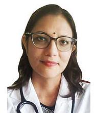 Dr.  Jyoti Jain, Physician