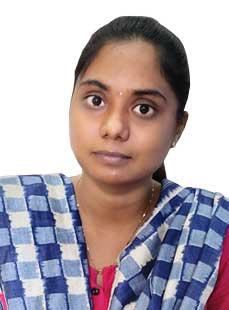 Ms.  K Hema Satya Priyanka, Physiotherapist