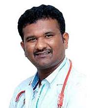 Dr.  K Yugaveer, Pulmonologist