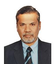 Dr.  K Eliyas Basha, Neurosurgeon