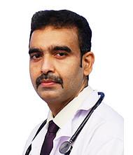 Dr.  Kamalakar Rao Namburi, Pediatrician