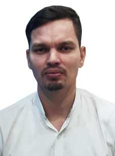 Dr.  Kamran Ali, Physiotherapist